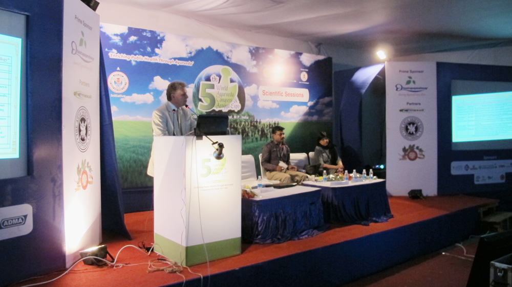 World Ayurveda Kongress in Bhopal