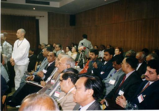 Vortrag vor Fachpublikum