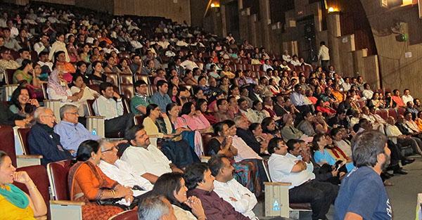 Audience Rajkot
