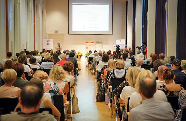 Lothar Pirc, public lecture