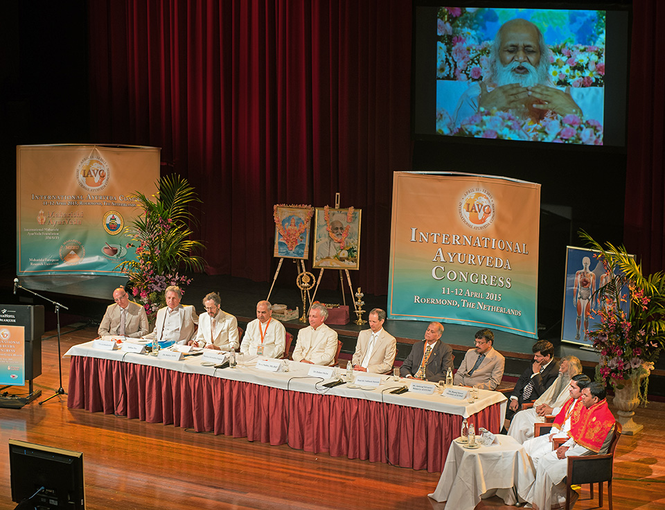 Internationaler Ayurveda Kongress Roermond 2015