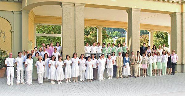 Team der Maharishi Ayurvedaklinik