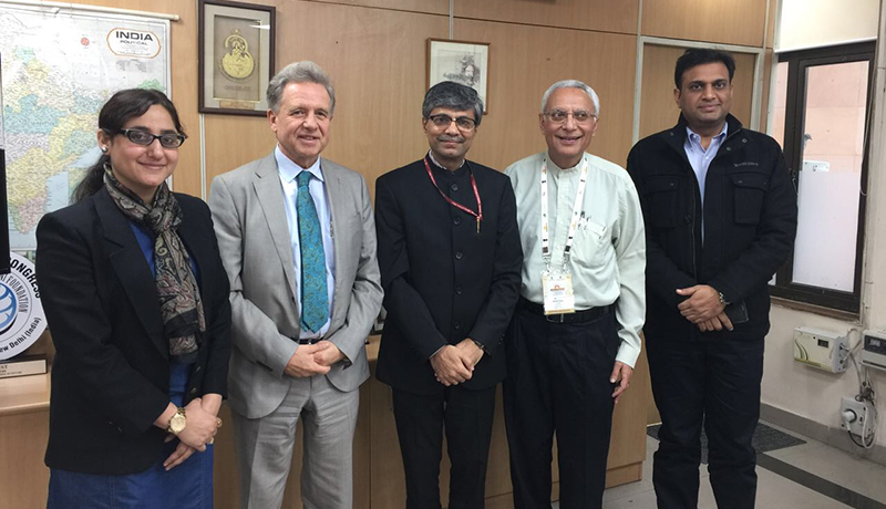 from Links: Dr. med. Pooja Sabharwal, Lothar Pirc, Vaidya Rajesh Kotecha, Secretary of State in the AYUSH Ministry, Sudhir Bagga MD, MBA, ABIHM, Lawrence G Schull MD